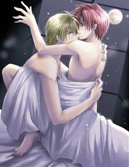 gravitation._03 (yaoi fan) Tags: gay love japan kiss beijo guys yaoi gravitation