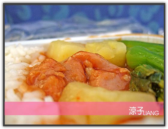港龍飛機餐07