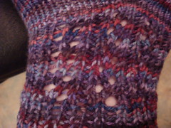 closeup of mil socks