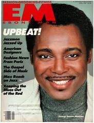 EM April 1987 (Todd Wilson) Tags: em georgebenson ebonyman blackmagazines