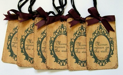 gift etiquette On the Wall Tags
