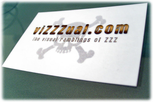 viZZZual.com - the visual ramblings of ZZZ
