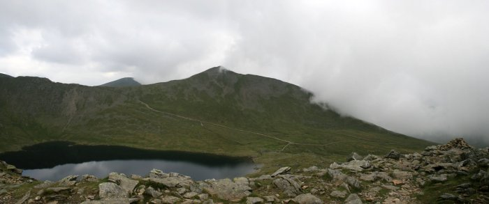 Red Tarn and Catstyecam