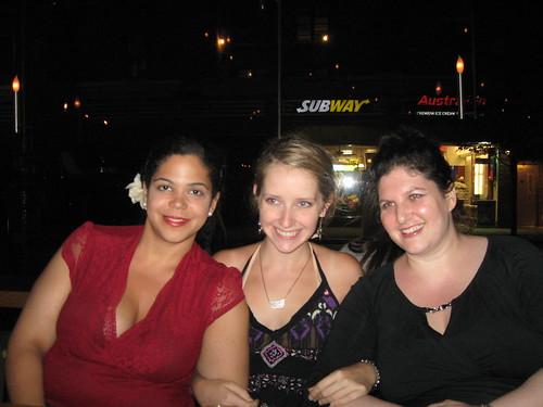 Alura, Athena & Amy