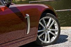 2008 Jaguar XKR Convertible (Zane Merva - AutoInsane.com) Tags: car wheel convertible fender british jaguar 2008 sup dunlop xkr dunloptires zanemerva autoinsane superchargedv8