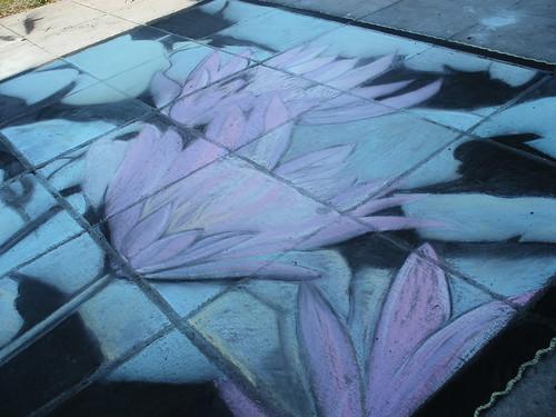 Hilltop Chalk detail