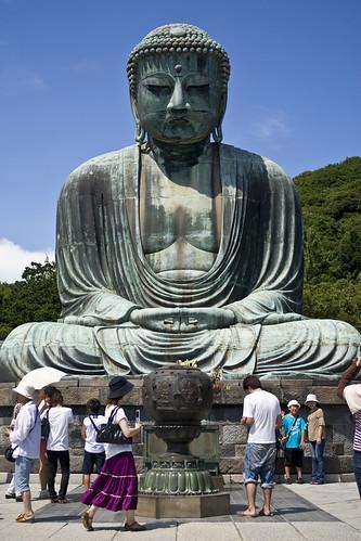 Toyko Day 2 — Great Buddha — 3