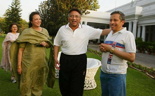 Mr Accountiblity: Thief Dictator Musharraf will never enjoy his US $4 Million Dollars White House in Islamabad