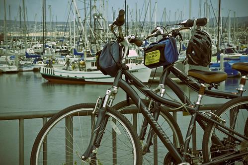 Family Trip to Monterey