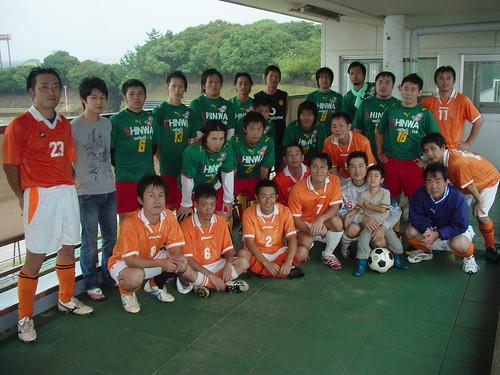 2008年SFC OB戦(10周年)