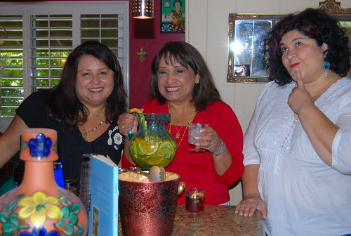 Yoli, Virginia & Kathy