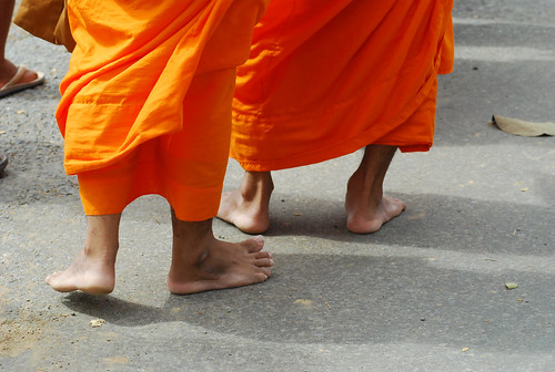 Cambodia's Buddhist Monks