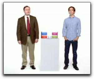 Imagen del video de la campaña de Mac