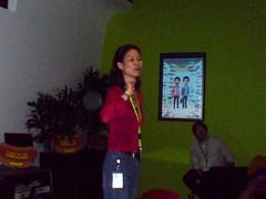 Karen Lai, Director of Communications