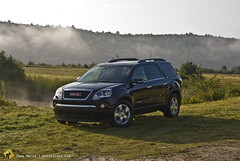 2008 GMC Acadia (Zane Merva - AutoInsane.com) Tags: test review suv 2008 gmc acadia crossover gmfyi darkcherry zanemerva autoinsane