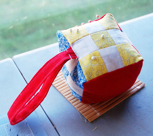 Pin Cushion Hang Up