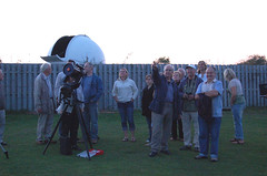 Stargazing Event at Durlston
