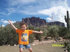 Aidan in Phoenix 2008
