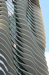 Aqua Tower (Bryan Chang) Tags: aqua contemporaryarchitecture studiogang aquabuilding aquatower jeannegang chicagocontemporaryarchitecture