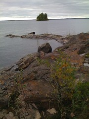Linnunlahti, Sep 9, 2008 (bmichie) Tags: finland 11c iphone weatherbug mostlycloudy linnunlahti easternfinland airme