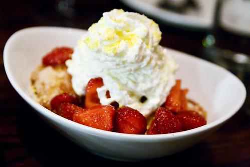 Tristar strawberry shortcake