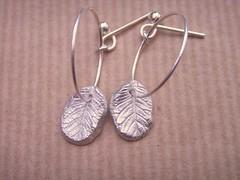 Green Man I (bbel-uk) Tags: wood tree leaves forest silver leaf jewellery jewelery greenman bbel