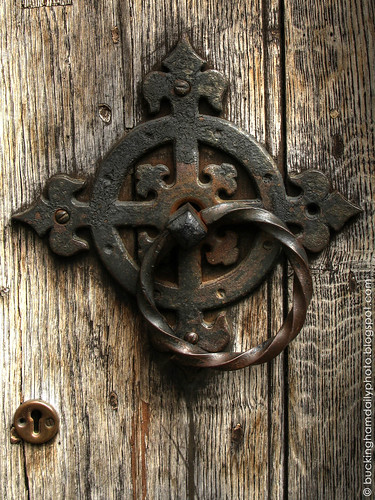 Chantry Chapel door pull