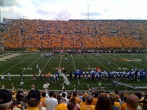 Mizzou vs. Buffalo