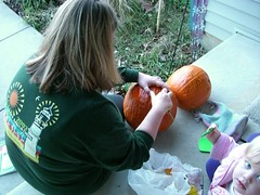 Halloween 2006 (rdowens9) Tags: halloween pumpkin carving gert