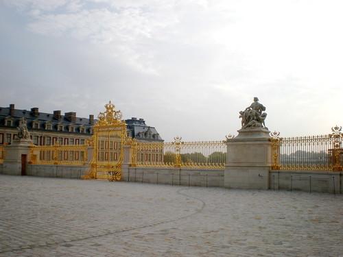 Versailles Chateau - Front Gate