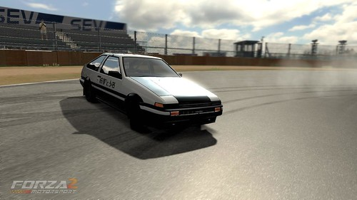 Initial D AE86 wallpaper
