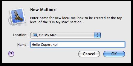 NewMailbox