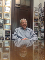 Day 14, Washington DC - Senator Chuck Hagel