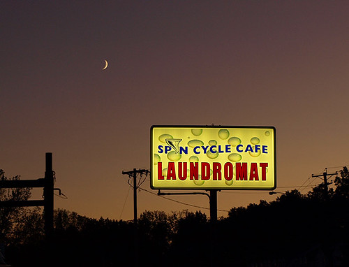 Spin Cycle Cafe & Laundromat