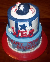 Yankee Birthday Cake