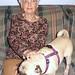 Jeanne Landry and Violet