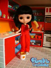 My dollhouse - The kitchen 04