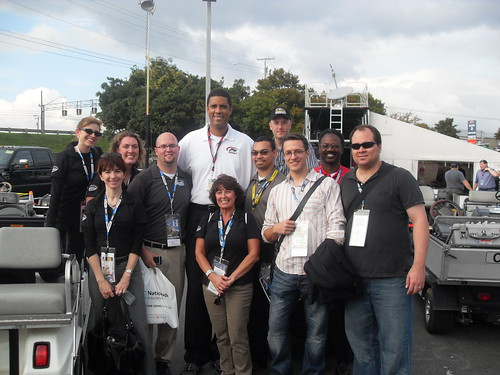 NNS: Nationwide team with Brad Daugherty
