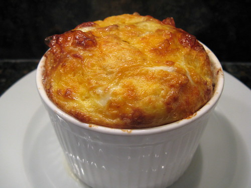 Bacon & Egg Bread Pudding