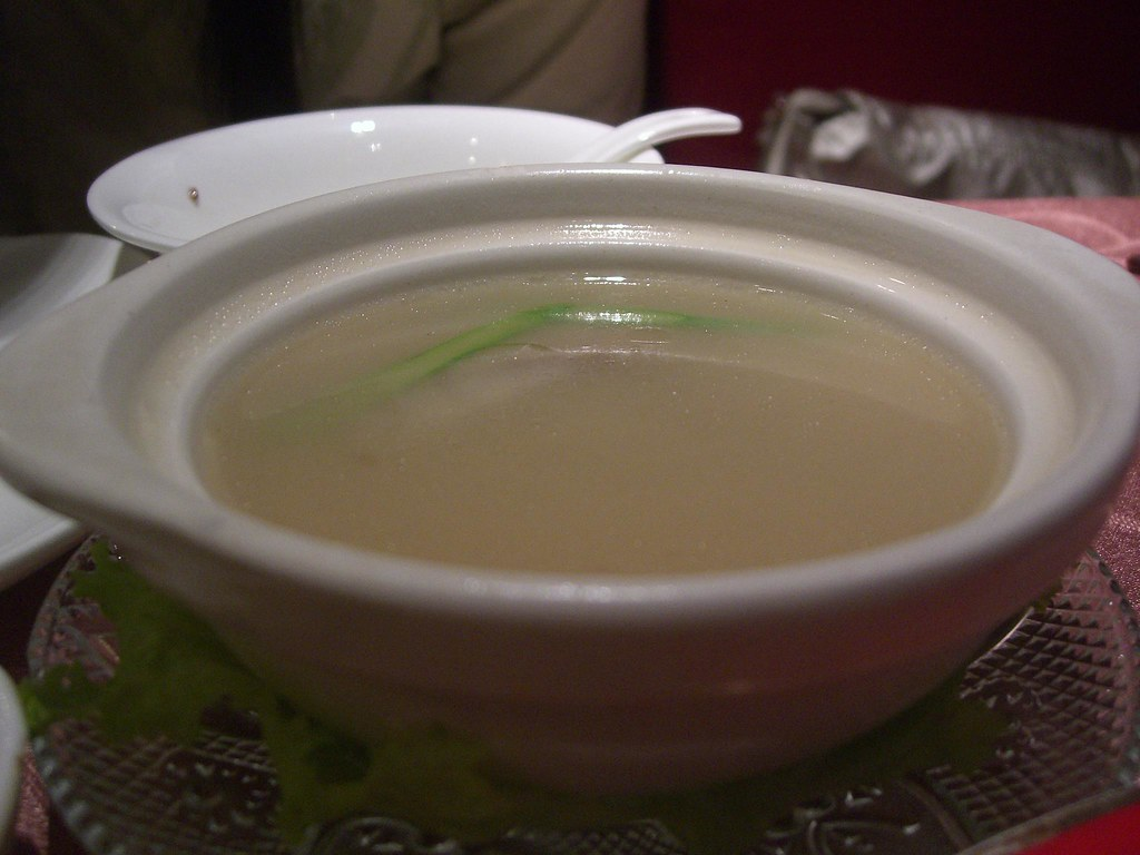 ???? Soup of Mountain Delicacies - ???? WeiYiShiFu