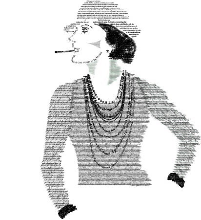 Typography: Coco Chanel