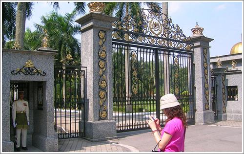皇宮大門@馬來西亞