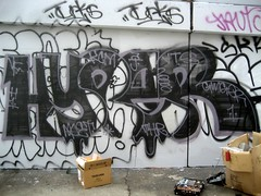 (kewlio) Tags: sanfrancisco aj graffiti hyper vf kcm thr moet tunks jaut vts