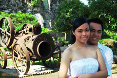 denzjeeprenup029 (myecreationz) Tags: shoot dennis marjorie intramuros denz prenup prenuptial balwarte jeeann myecreationz