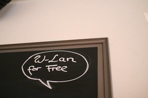 W-Lan for free