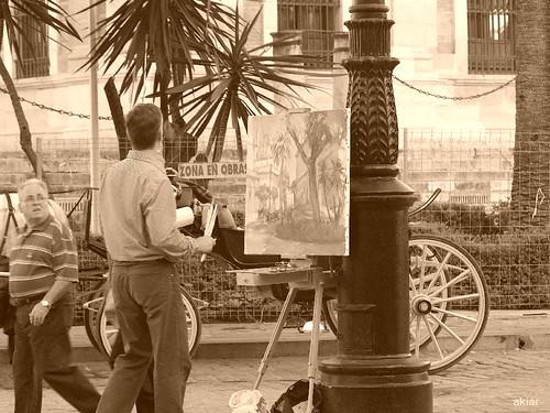 El Pintor. ¿ehnn?