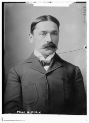 Prof. M. Pupin  (LOC) (The Library of Congress) Tags: columbia libraryofcongress professor serbian pupin xmlns:dc=httppurlorgdcelements11 dc:identifier=httphdllocgovlocpnpggbain12229 mihaljoidvorskipupin greatmustachesoftheloc