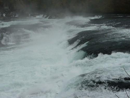 Cataratas del Rhin (Suiza) por ti.