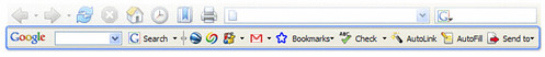 Google Toolbar, No PageRank