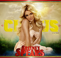 Britney Spears-Circus (gorigo) Tags: spears circus cover britney blend goripanda